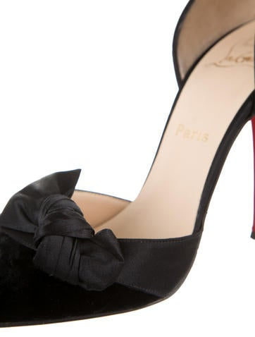 d'Orsay Pumps