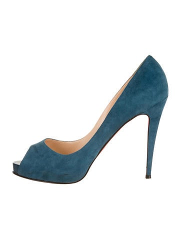 Very Prive 120mm Pumps