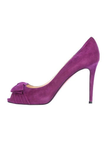 Madame Butterfly Pumps w/Tags
