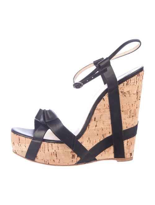 b64e5e17943 Christian Louboutin Miss Cristo Wedge Sandals - Shoes - CHT27620 ...
