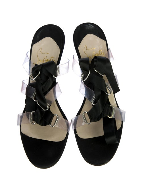 b72c52a679e Christian Louboutin Nymphette Sandals - Shoes - CHT28663 | The RealReal