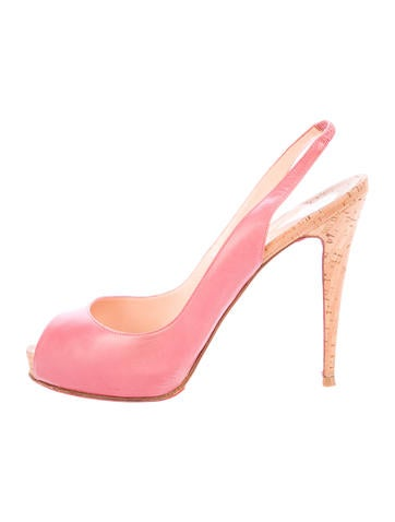 Cork Prive Pumps
