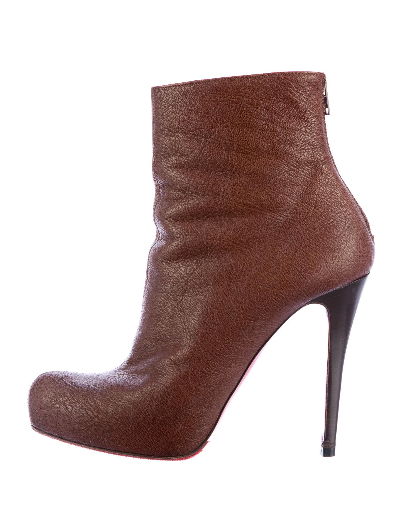 nouvelle arrivee 4bdfa f32e7 Christian Louboutin Arielle A Talon Boots - Shoes - CHT30050 ...
