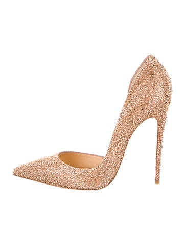 Strass Pigalle Pumps