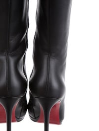 new product 61b83 b099a Christian Louboutin Botalili 120 Boots - Shoes - CHT33164 ...