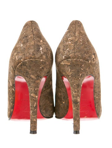 Cork Pumps