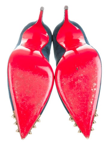 Pigalle Spike Pumps