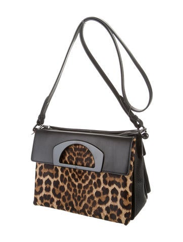 Ponyhair Passage Messenger Bag w/ Tags