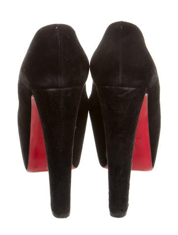 Daffy 160 Platform Pumps