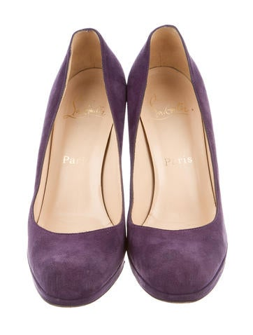 Suede New Simple Pumps