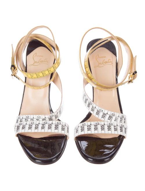4769ab9dd610 Measuring Tape Sandals Measuring Tape Sandals Measuring Tape Sandals ...