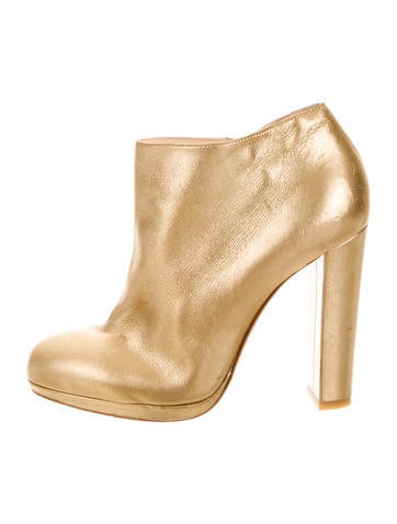 Rock And Gold 120 Booties
