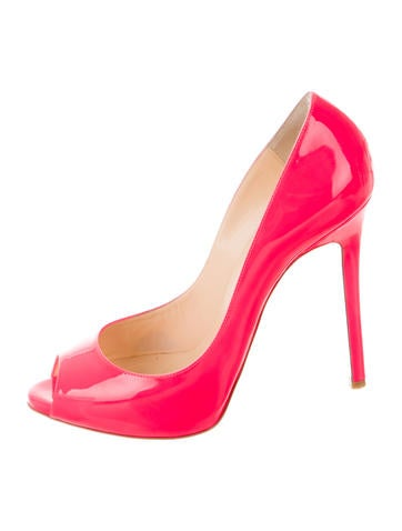 Flo 120 Peep-Toe Pumps