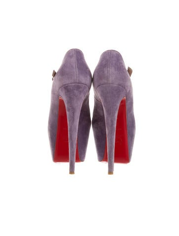 Suede Lady Highness 160 Pumps