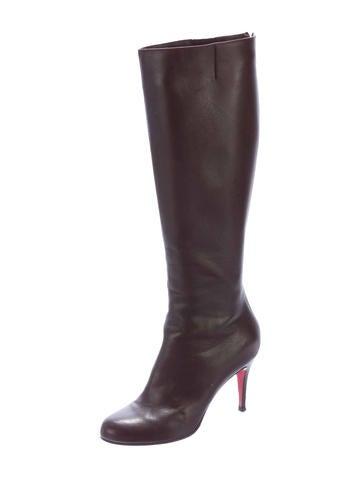 louboutin boots babel