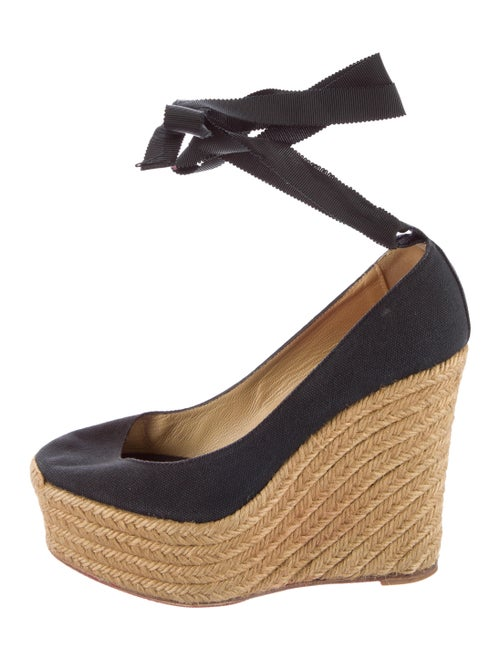 fd9167e838f Christian Louboutin Formentera Espadrille Wedges - Shoes - CHT54838 ...