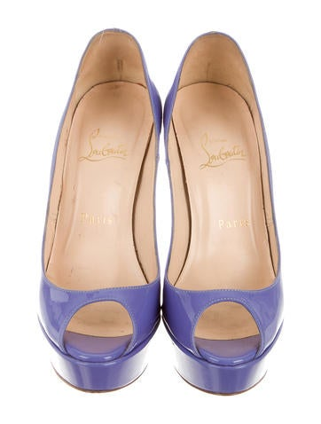 Very Prive Platform Pumps