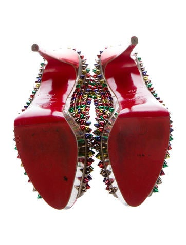Lady Peep Spikes 150 Pumps