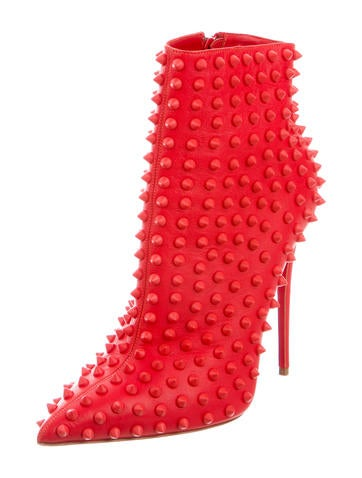 Snakilta 120 Spiked Ankle Boots