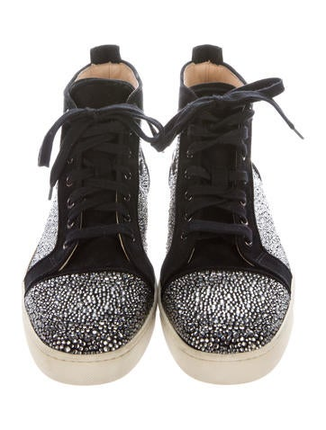 Louis Strass High-Top Sneakers