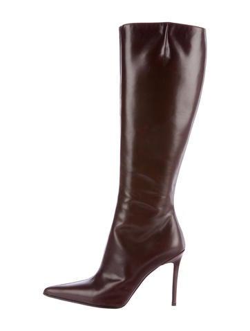 Christian Louboutin Alta Knee-High Boots