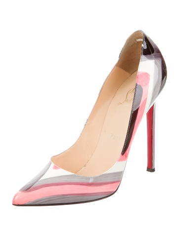 Pigalle Printed Pumps