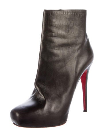 Mamanouk Leather Ankle Boots