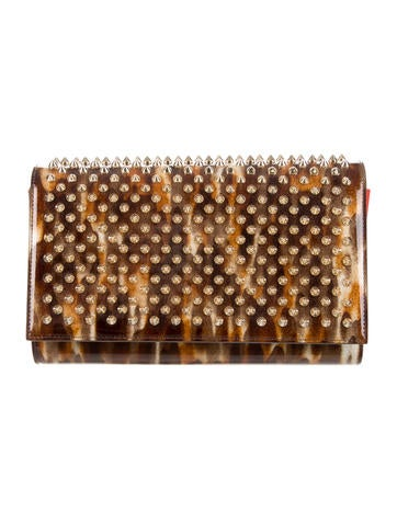 Christian Louboutin Paloma Clutch None