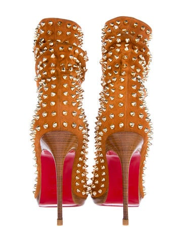 Guerilla Spiked Booties