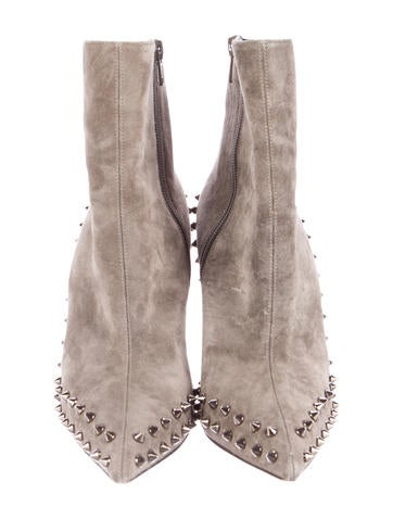 Willeta 100 Suede Booties