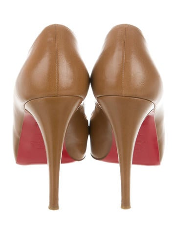 Leather Very Prive Pumps