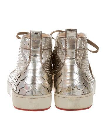 Rantus Orlato Python Sneakers