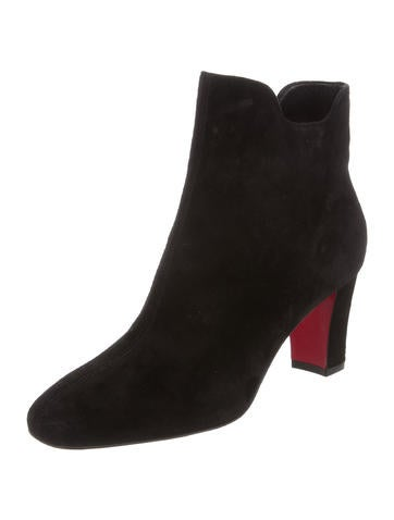 Christian Louboutin 2017 Tiagadaboot 70 Ankle Boots w/ Tags real for sale sale 2014 unisex clearance cheapest price 2014 newest cheap online buy cheap top quality 8mJ6wts4yy
