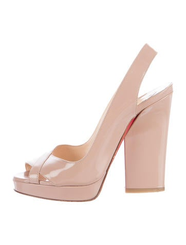 Christian Louboutin Marple Town Sandals
