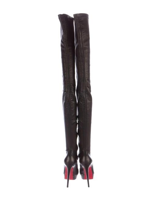 buy popular d71ab fac3e Christian Louboutin Gazolina Thigh-High Boots - Shoes ...