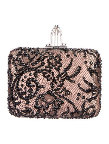 Christian Louboutin Palais Royal Clutch None