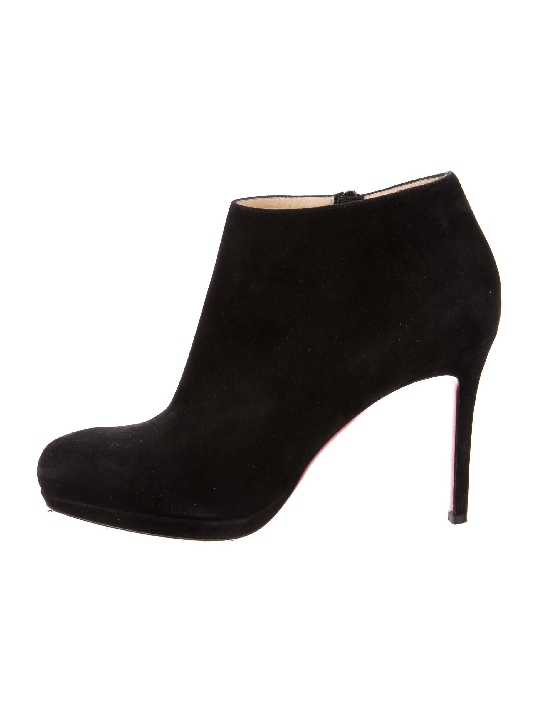 Christian Louboutin Bella Top 100 Booties - Shoes - CHT63224  f4614c78d