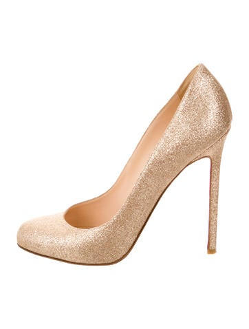 Glitter Lady Lynch Pumps
