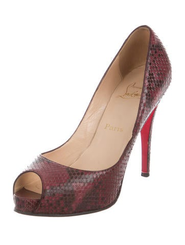 Python Very Prive Pumps