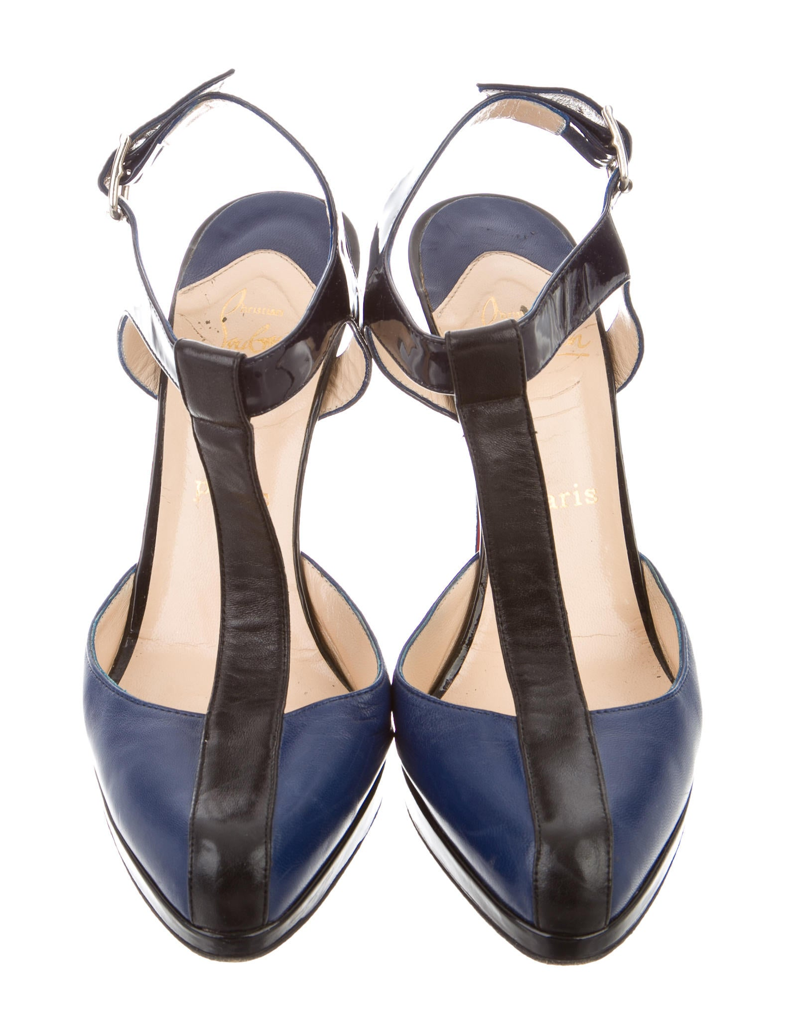 Free shipping BOTH ways on leather t strap heels, from our vast selection of styles. Fast delivery, and 24/7/ real-person service with a smile. Click or call