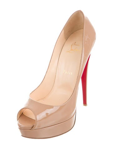 Bianca 140 Peep-Toe Pumps