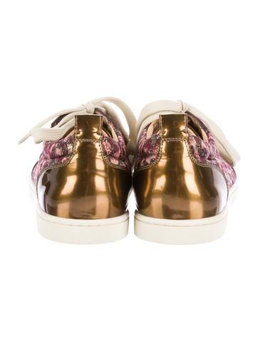 Gondola Strass Sneakers