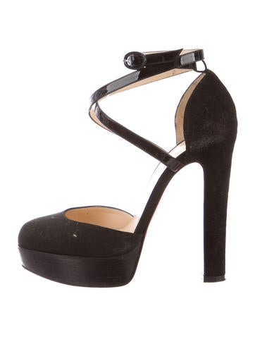 Multistrap Platform Pumps
