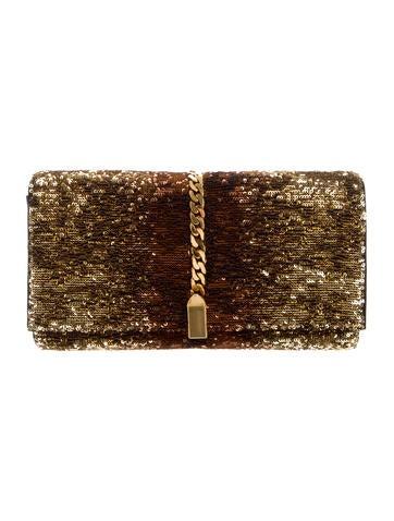 Christian Louboutin Catalina Clutch - Handbags