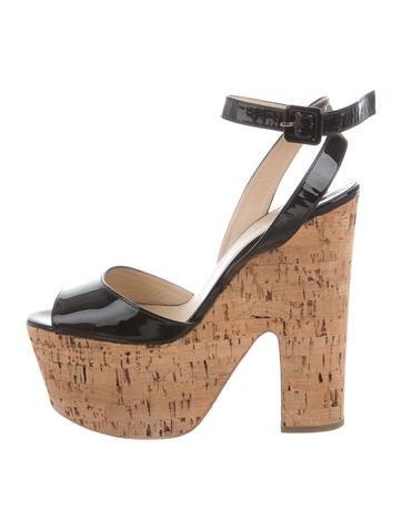 Christian Louboutin Super Dombasle 160 Sandals Shoes