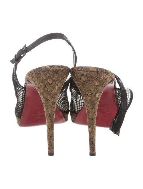 70cb783f9ff Christian Louboutin Mademoiselle Marchand Slingback Pumps - Shoes ...