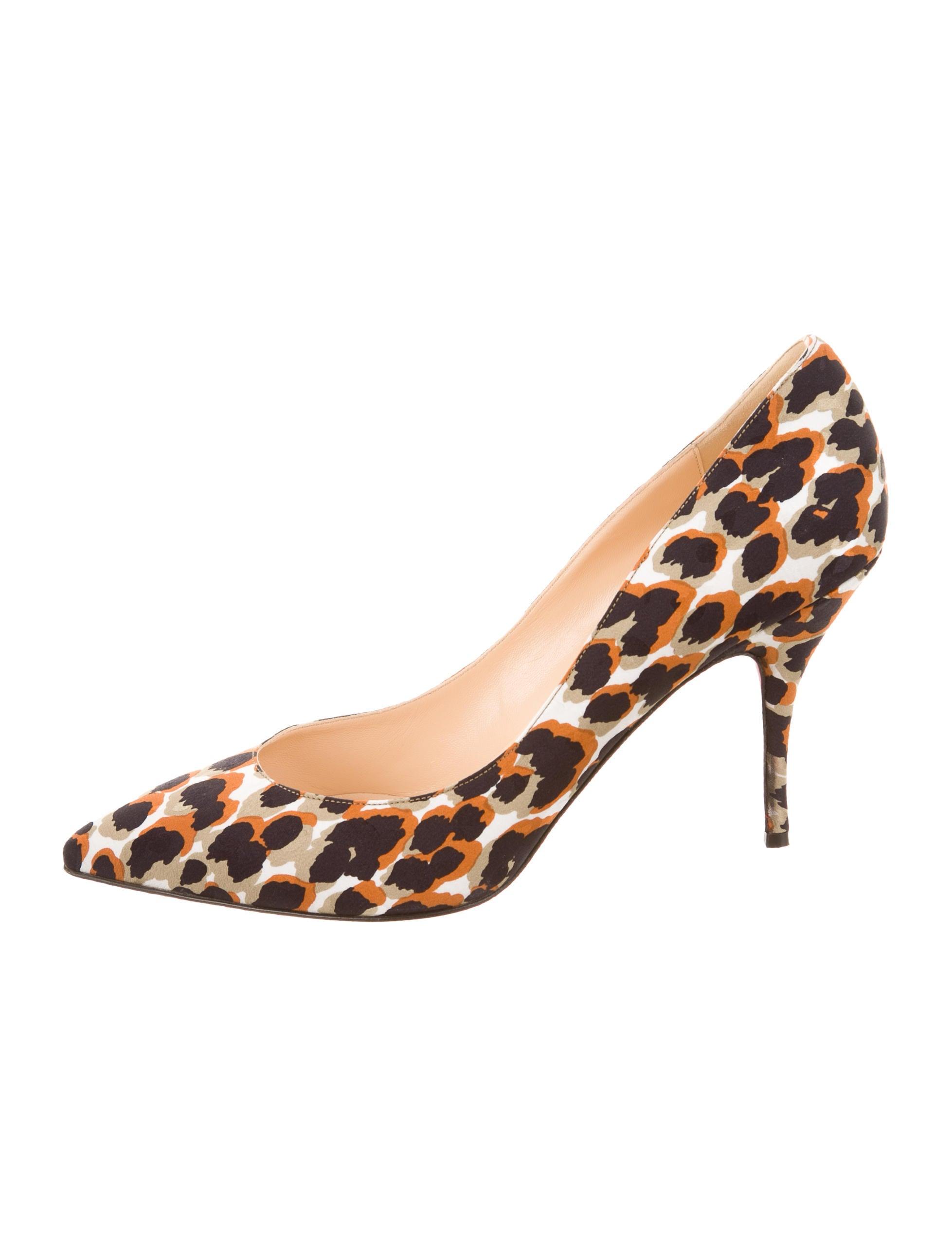 12e7fc8561a7 Christian Louboutin Piou Piou 85 Pumps - Shoes - CHT68812