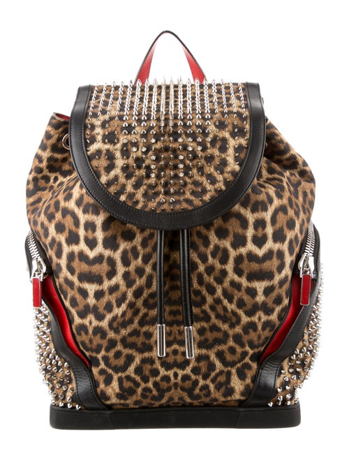 d3c7fff25a5 Christian Louboutin Explorafunk Backpack - Bags - CHT69816   The ...