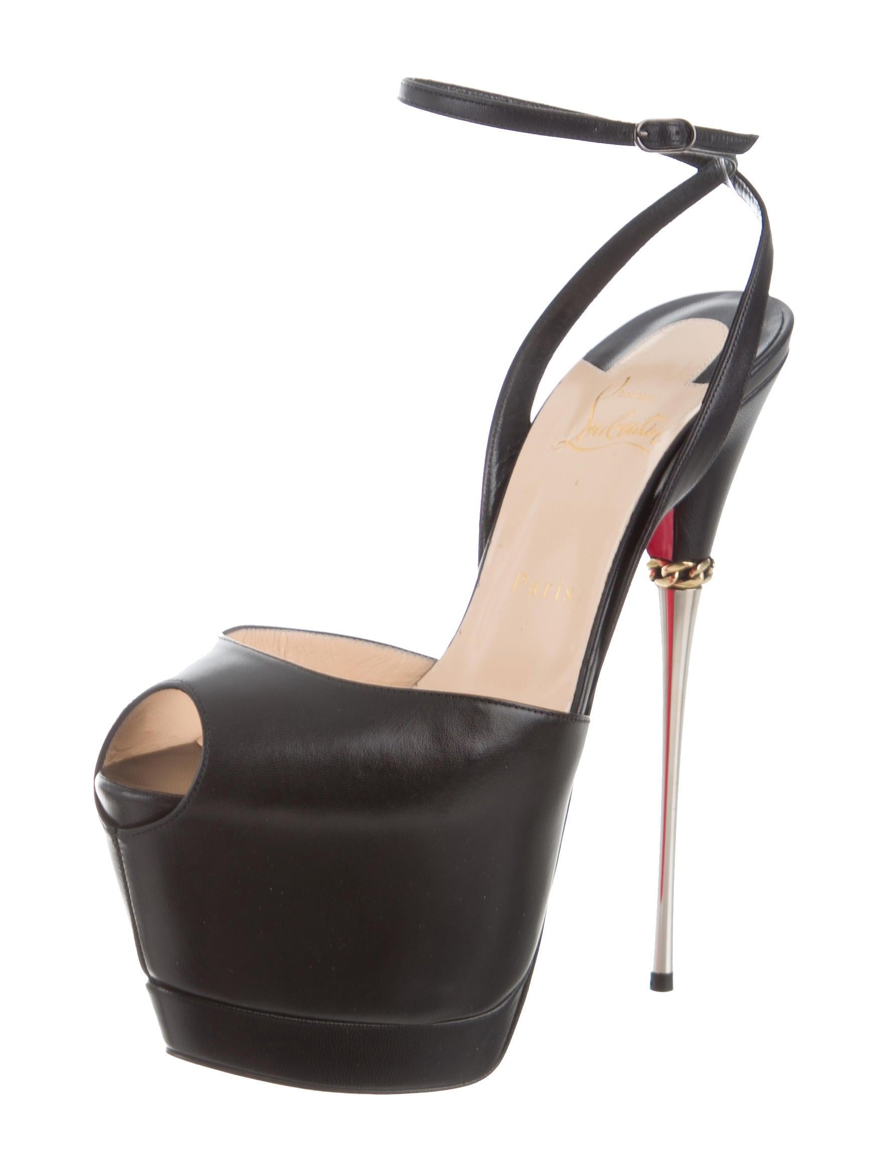 Christian Louboutin Despressi Platform Sandals
