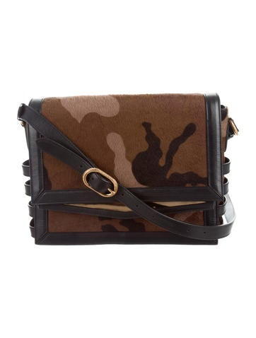 Christian Louboutin Ponyhair Farida Bag None